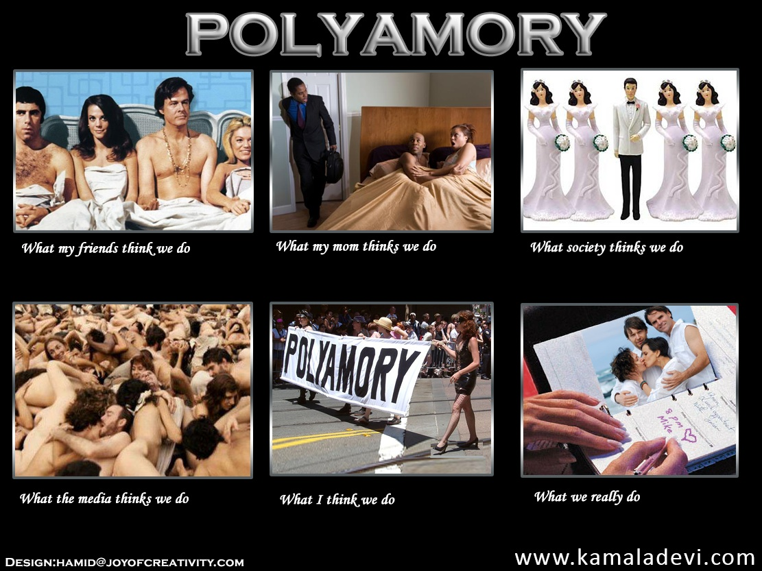 Open relationship vs polyamorous is it for you